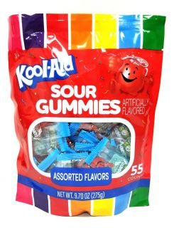 Kool-Aid Sour Gummy Bag