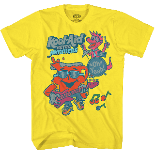 Kool-Aid Youth Retro Jammers T-shirt