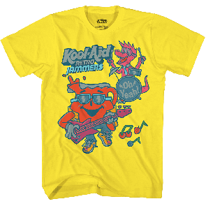 Kool-Aid Youth Retro Jammers T-shirt